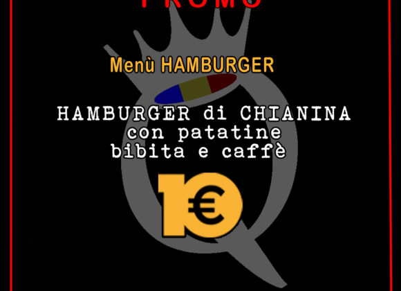 Menu Hamburgher