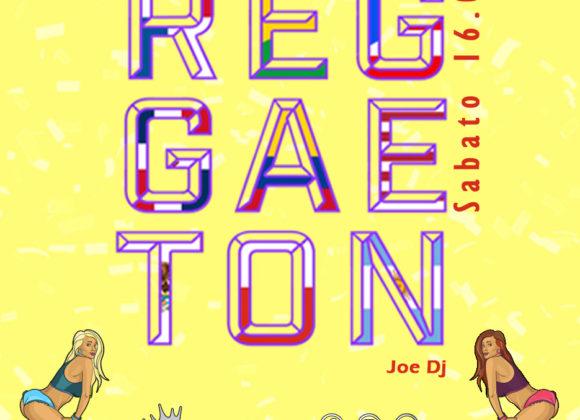 REGGEATON PARTY – 16 FEBBRAIO