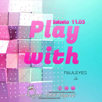 Play with QBR – 11 Maggio