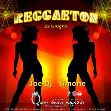 Reggaeton Party – 22 Giugno