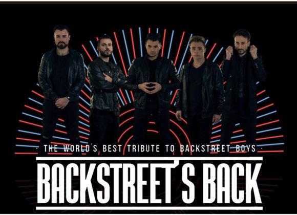 BACKSTREET BACK – 20 OTTOBRE